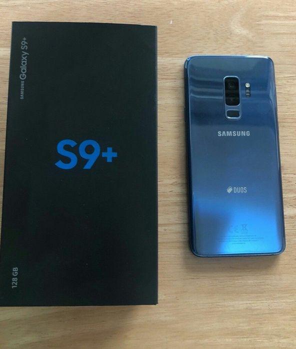 Samsung galaxy S9+ novo a venda