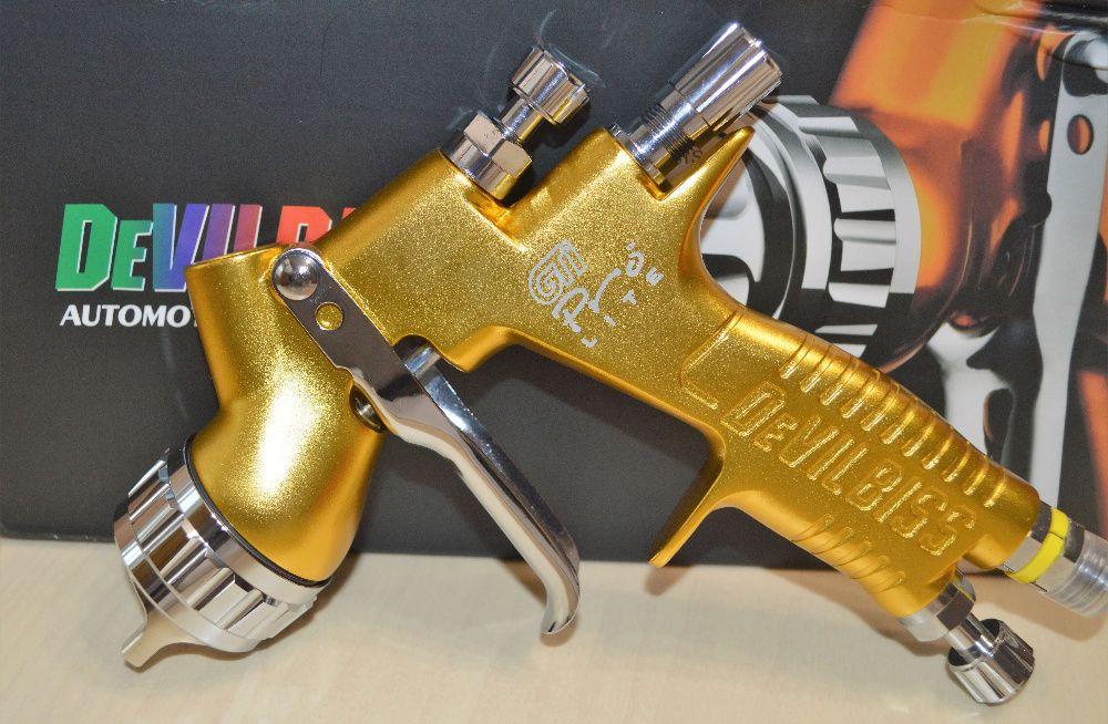 DevilBiss GTI тип LVMP - Бояджийски пистолет
