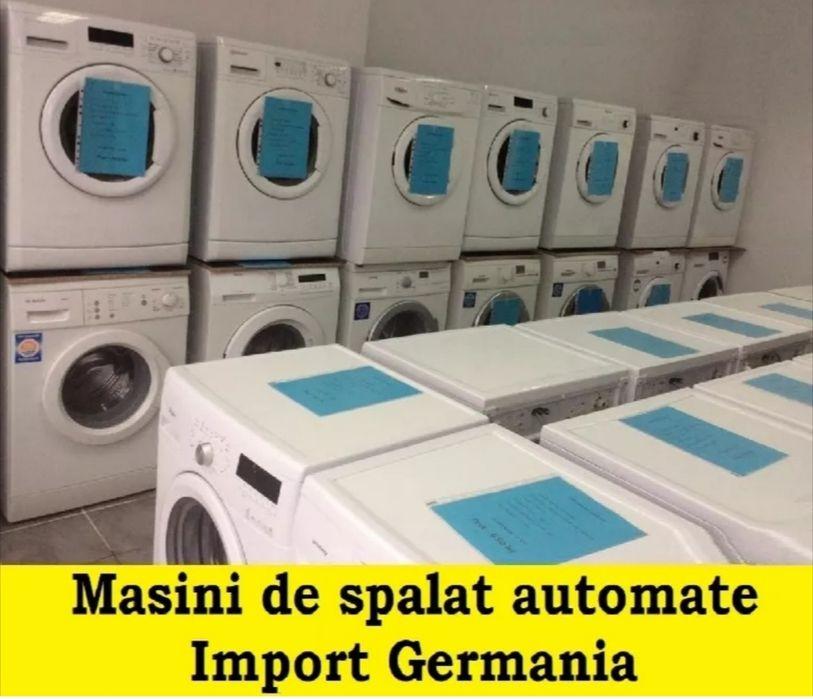 Masini de spalat import Germania.