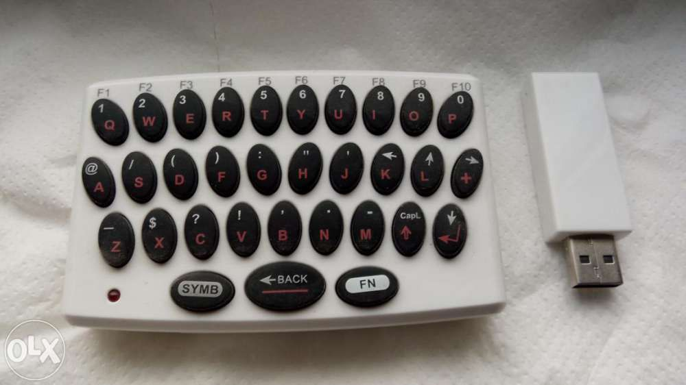 PS3/PS 3 Tastatura/Keyboard mini wirless