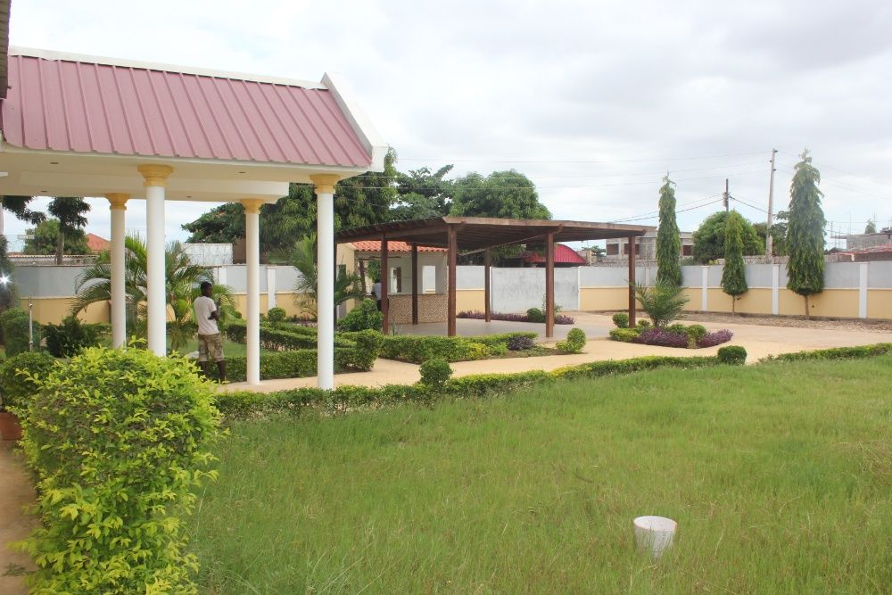 Salão de Festas no Camama