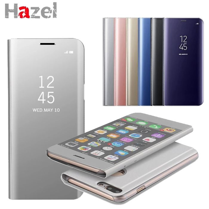 Huse Stand Mirror Iphone 6 / 6s / 7 / 7 Plus / 8 / 8 Plus / X / Xs