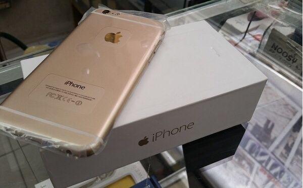 iPhone 6 Plus 16GB novo selado