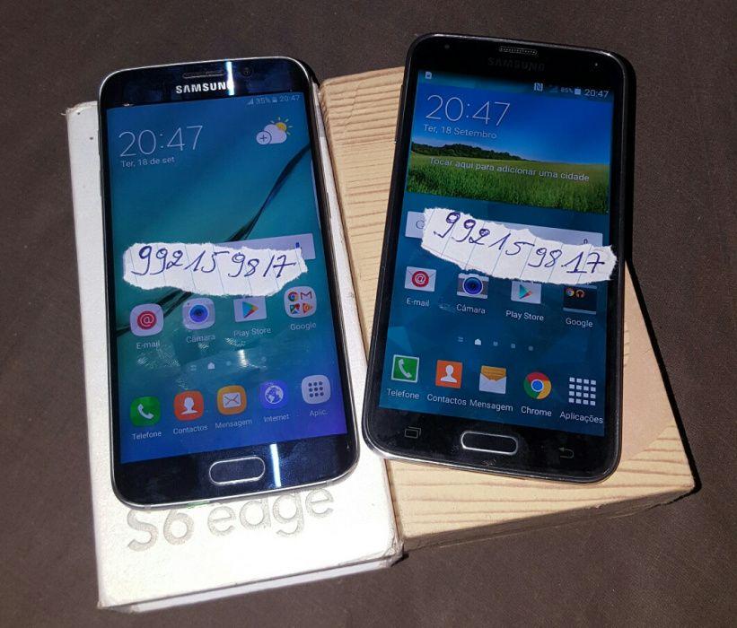 Samsung galaxy S5, S6 Flat & S6Egde Original Cada Um com seu preço