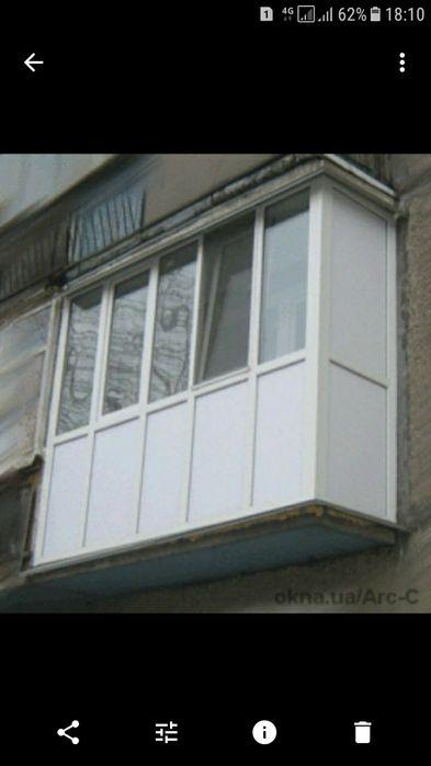Изготовление металлопластиковых окон и балконов
