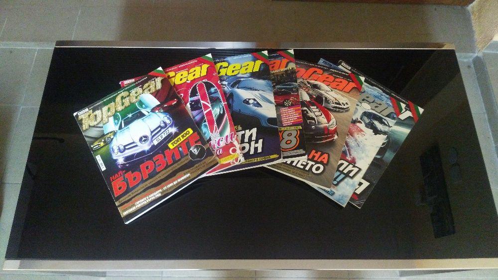 Колекция Списание Топ Гиър / Top Gear – 7 бро