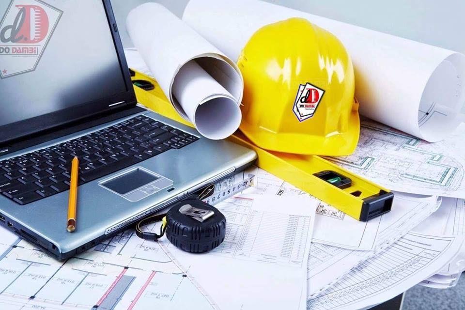 Projecto de Arquitectura e execução de obras de construção civil