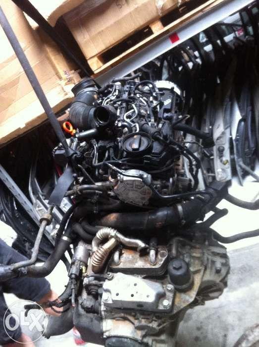 Motor volswagen Passat 2.0 TDI tip CFF