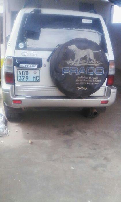 Toyota Prado Maputo - imagem 4