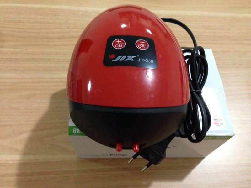 Compressor de ar para aquário JIY-338
