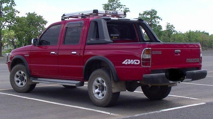 Mazda 2500/Ford Ranger pompa servo frana
