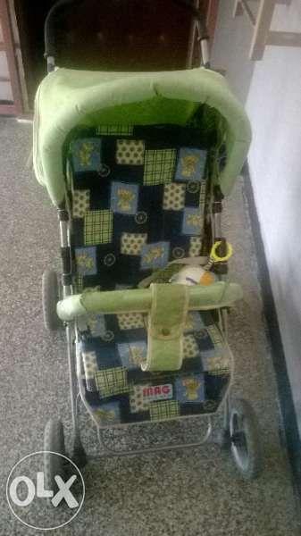 детска количка Маг Ингланд Фламинго