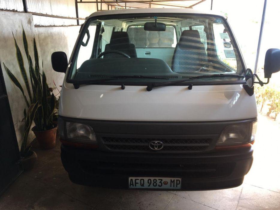 Mini bus toyota 5L DX