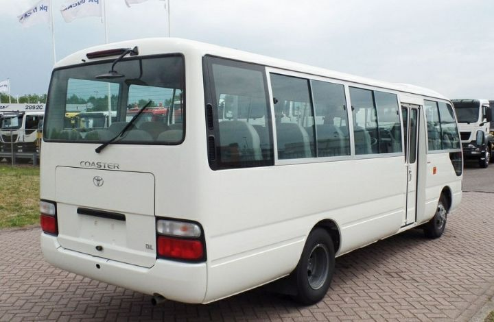 Vendo viatura de marca mini autocar coaster Ingombota - imagem 2