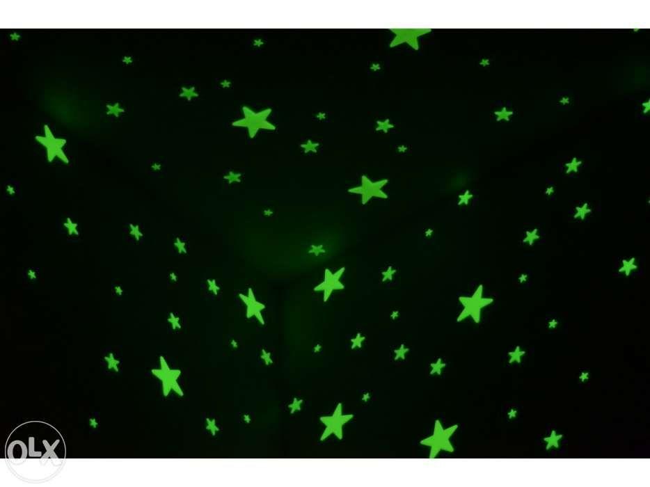 Estrelas Brilha-no-Escuro (Decorativos)