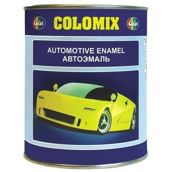 COLOMIX Краска автомобильная эмаль Коломикс Мобихел Mobihel Color