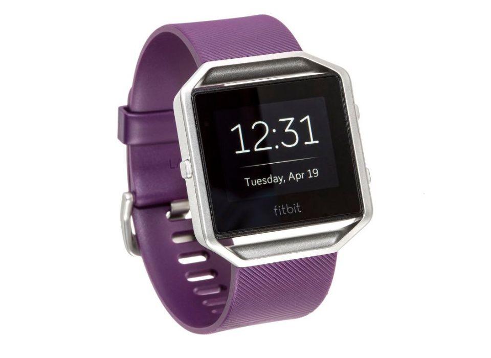 Fitbit Blaze Smart Fitness Watch ecran touch color,PurePulse HeartRate
