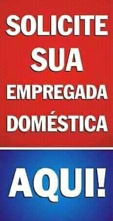 Agência Carolina Temos prasii Domésticas e babás Internas