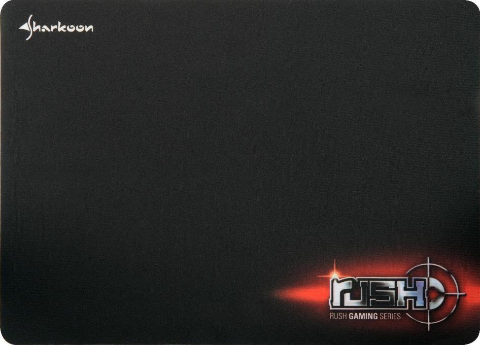 Подложка за мишка Sharkoon Rush Mat SH0003RMat 355x255 мм за Геймърски
