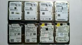 "Hdd Laptop Sata 2,5"" 160 Gb-750 Gb Wd,Samsung,Seagate,Toshiba,Hitachi"