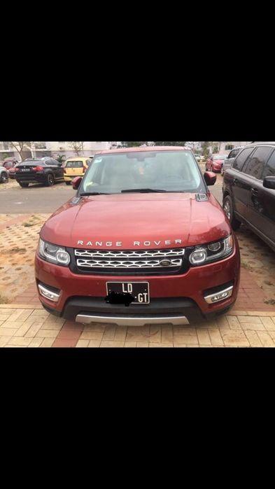 Range Rover 20 milhões de Kz Falar cm sou por watassp ñ estou em Angol