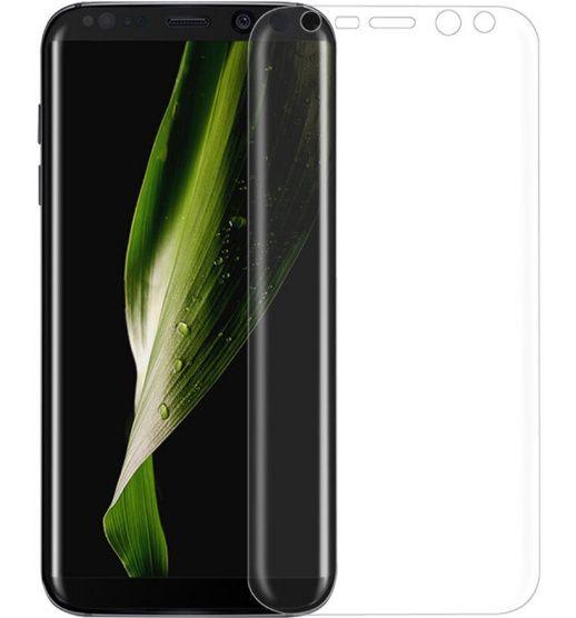 Folie protectie ecran Full Cover 3D curbata Samsung Galaxy S8/S9 Plus