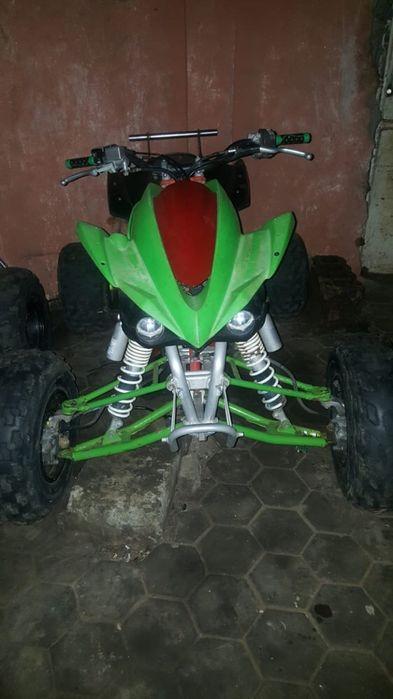 Vendo a minha moto Kawasaki kfx 450