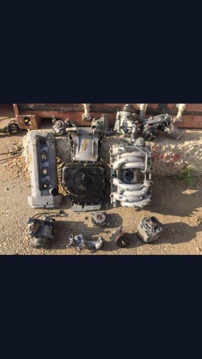 Навесное и другое на ( Кабан )ДВС 119.970 Mercedes s500