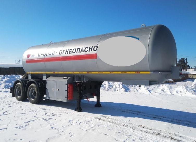 Газовоз 25 куб Атырау - изображение 2