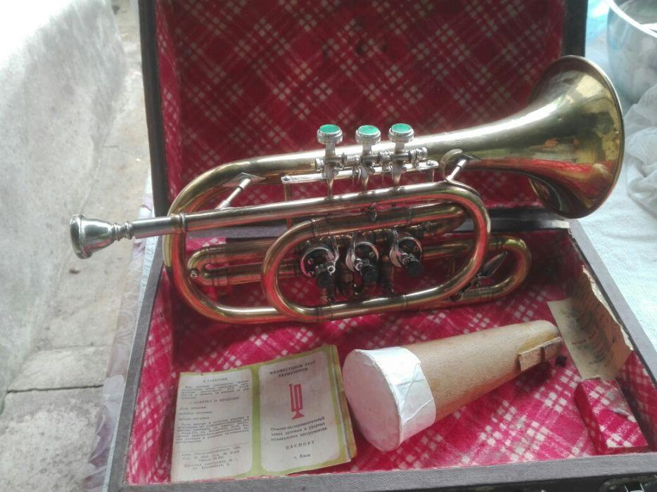 Vand trompeta