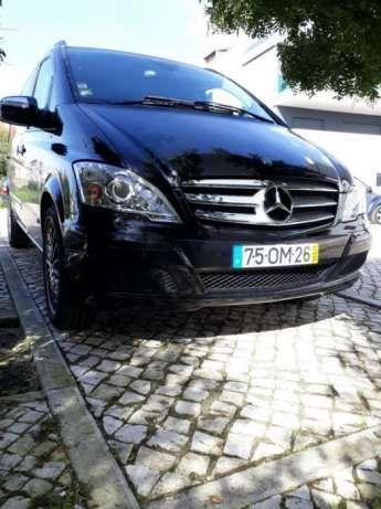 Mercedes Viano Ambiente 2.2, 7 Lugares - Entrega em Portugal