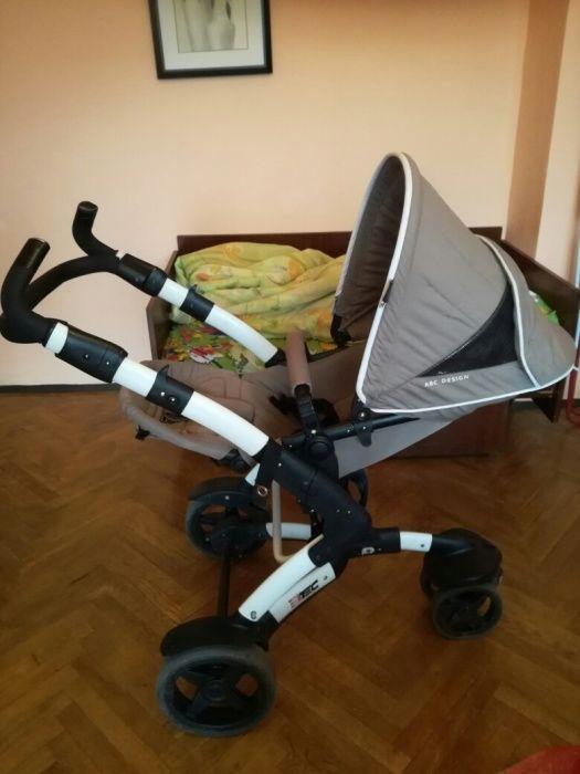 Детска количка ABC Design 3tek