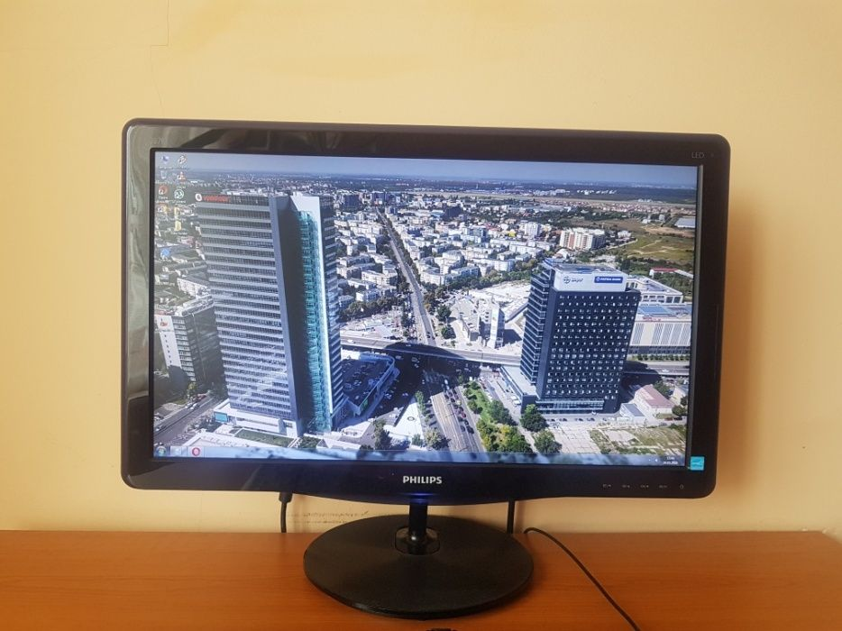 Vand monitor philips 22 inch 227e led