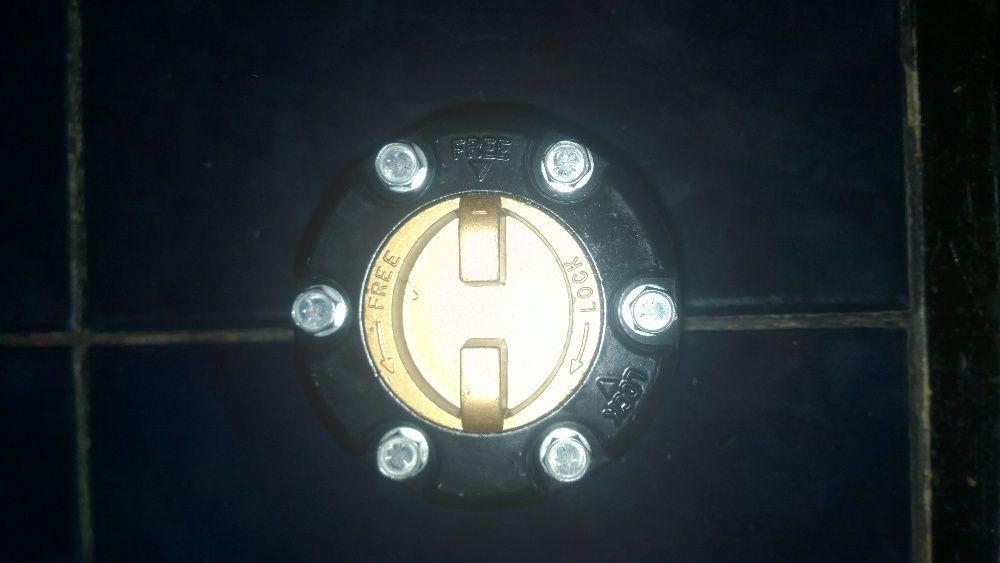 Хабы и крышки на Land Cruiser 105-80, Prado78