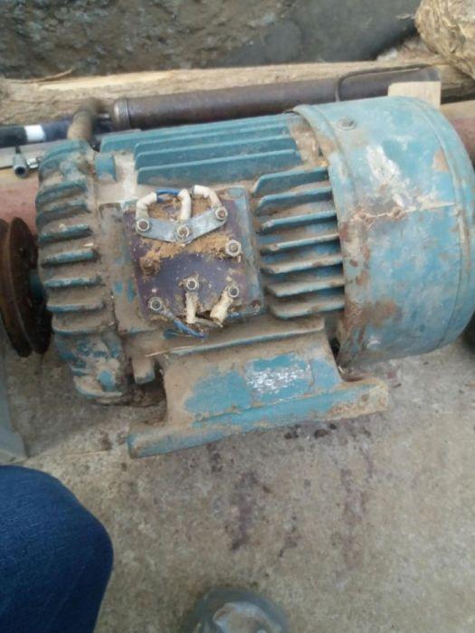 Motor trifazic 380 V