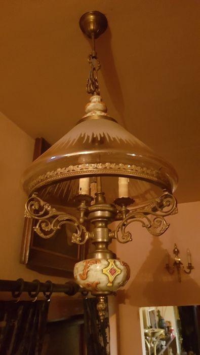 Lustra stil olandez baroc,deosebita