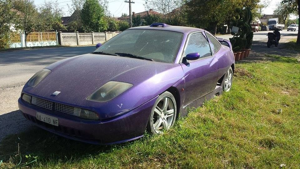 Vand PIESE Fiat Coupe