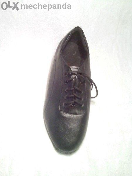 Мъжки обувки за спортни танци,салса,кизомба,танго- черни гр. София - image 5