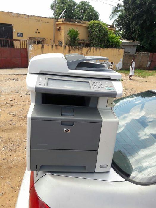 Fotocopiadora hp multifuncional