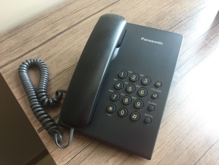 Телефон стационарен Panasonic (Панасоник)