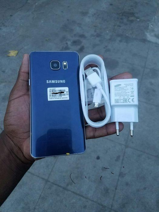 Galaxy note5 com todos acessórios