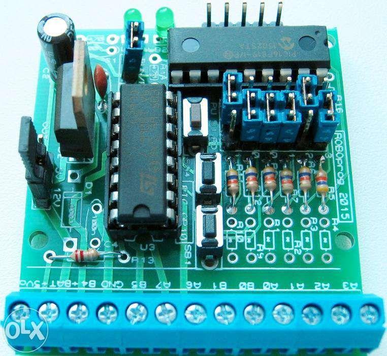 Automat programabil PIC-AP10 (diverse echipari si preturi)
