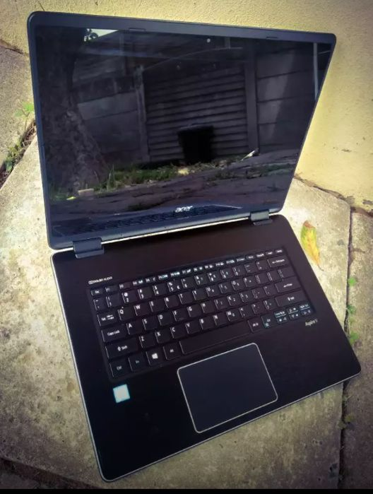 Acer core i7 touch screen
