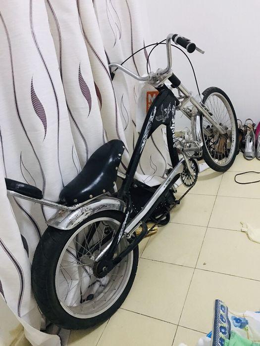 Vendo Bicicleta Apache estilo Chopper rara