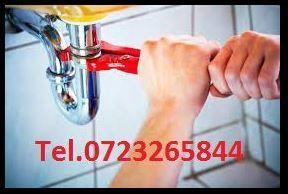 Instalator sanitar, termic, interventii rapide.