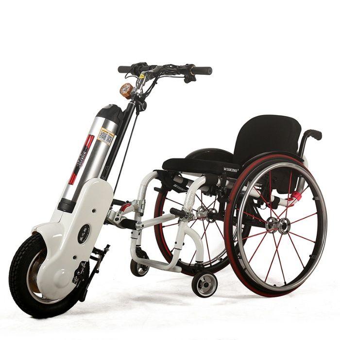 Handbike Electric pentru persoane cu dizabilitati