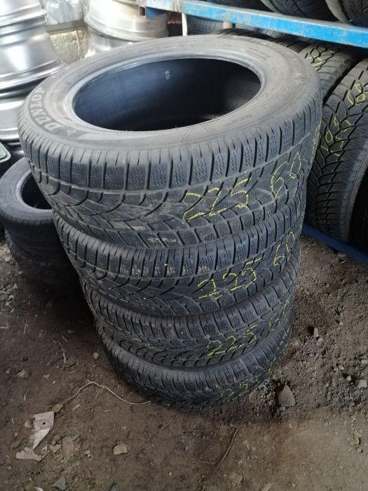 Vand cauciucuri M+S, 225 60 R17 Dunlop