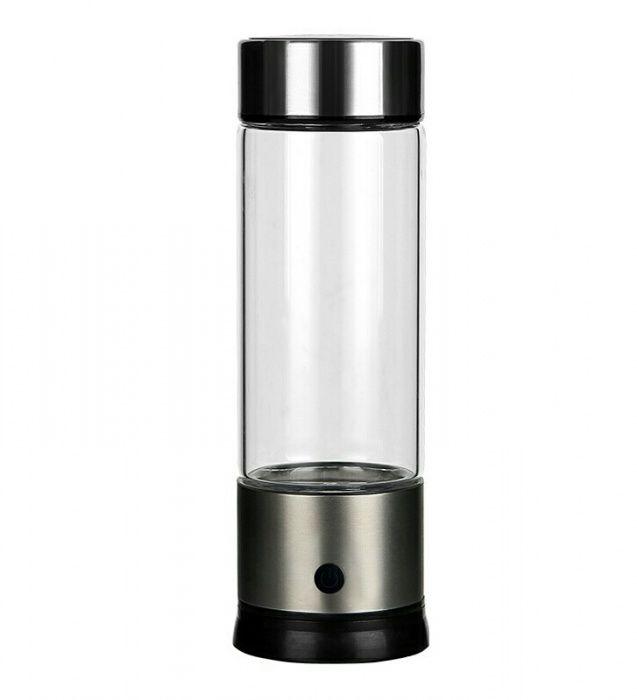 Водородная вода за 3 минуты стакан генератор ионизатор