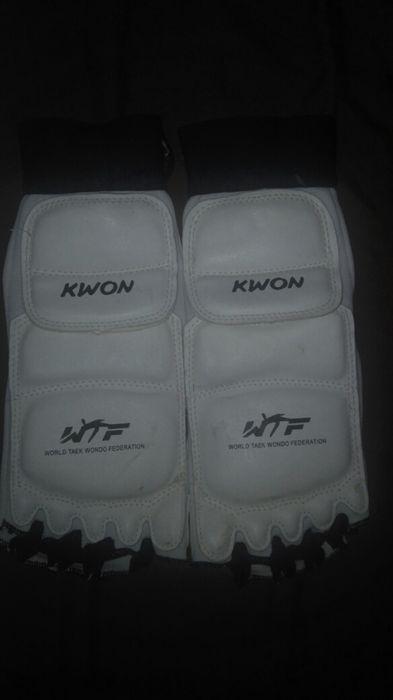 Protector dos pés - Taekwondo