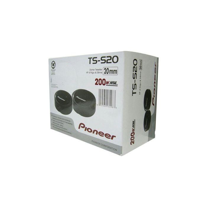 Pioneer tweeters 200watts original novo